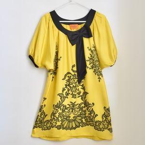 Silk Mini Dress by Joy Han